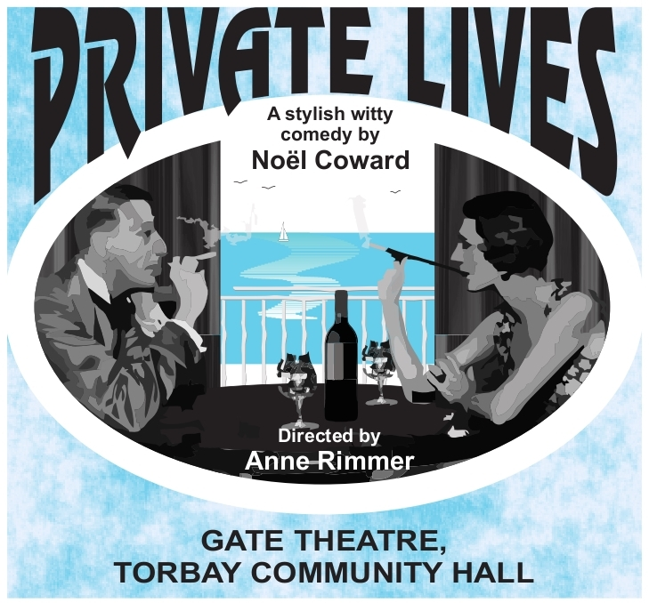 Private Lives Poster