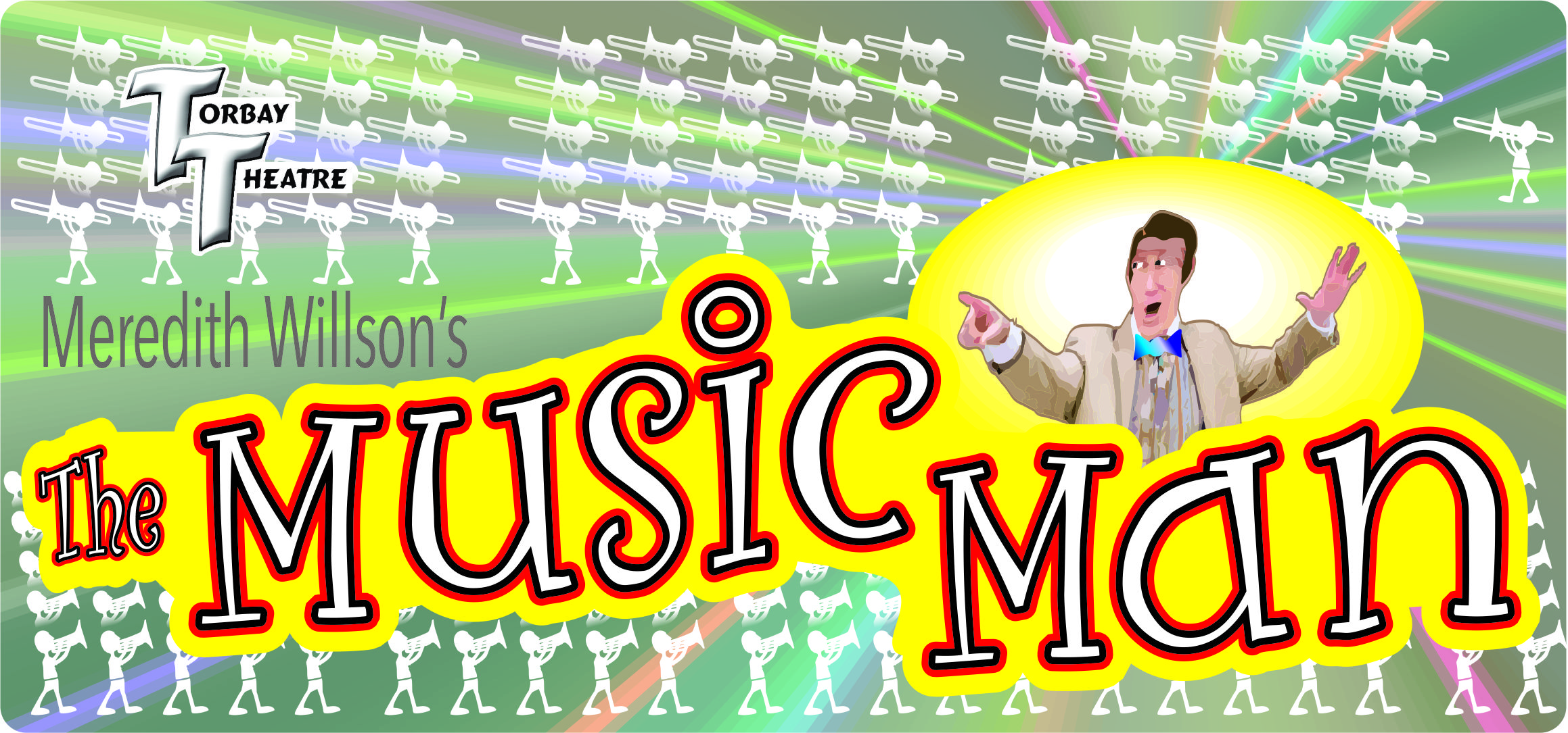 OPEN AUDITIONS: The Music Man