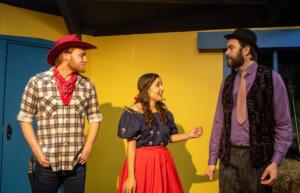 Will, Annie and Ali